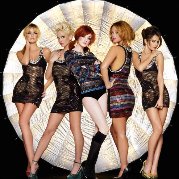 A new Girls Aloud album is a surefire way to put a smile